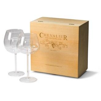 The Legacy Aerating Wine Glass Gift Box Set