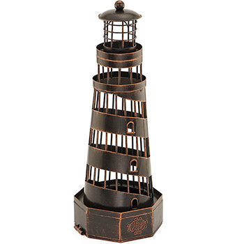 Lighthouse Cork Cage Wine Corks Holder