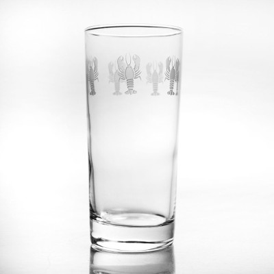 Lobster Pod Cooler Glasses (set of 4)