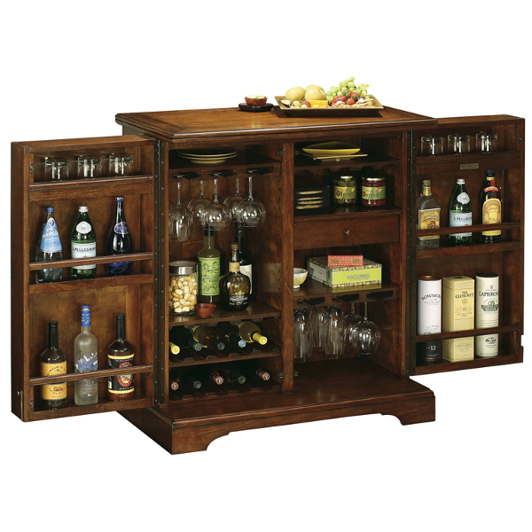 Howard Miller Lodi Wine & Bar Cabinet