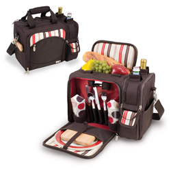 Malibu Moka Picnic Basket for 2