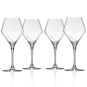 Mid-Century Modern Winetini Glasses (set of 4)