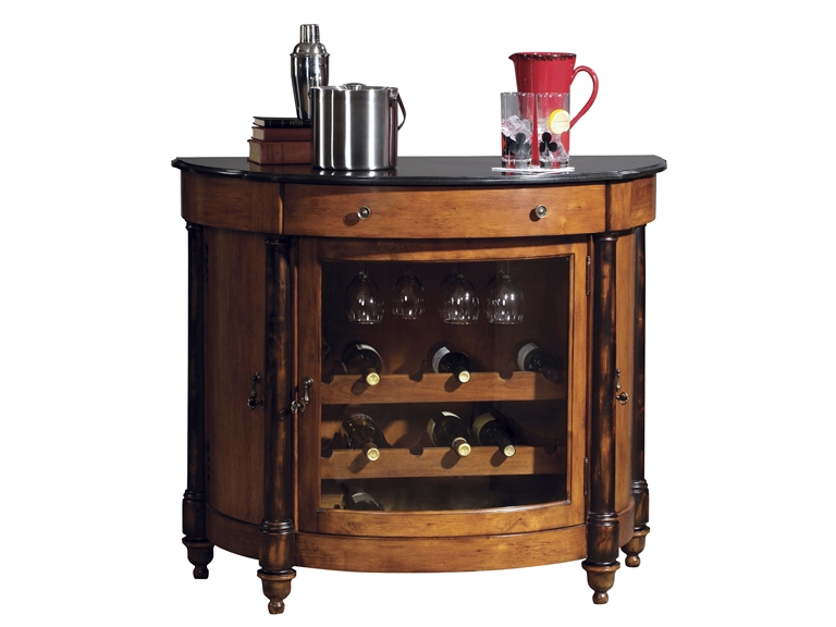 Howard Miller Merlot Valley Wine & Bar Cabinet