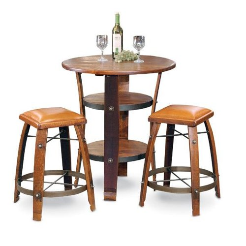2 Day Designs Napa Bistro Pub Table