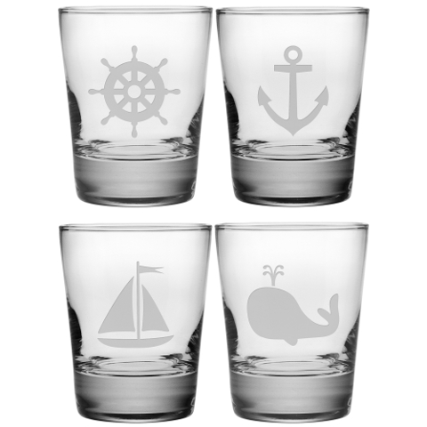 Nautical Icons DOF Glasses