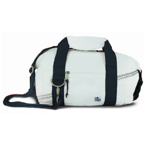 Newport 8-Pack Beer Cooler Bag with Blue Straps
