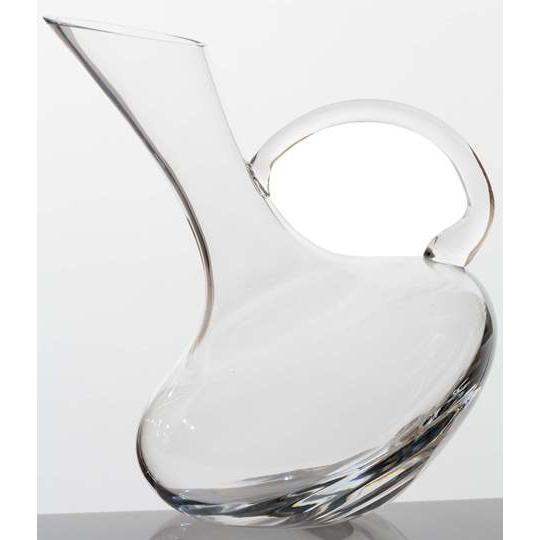Virtual Orbital Wine Decanter with Handle