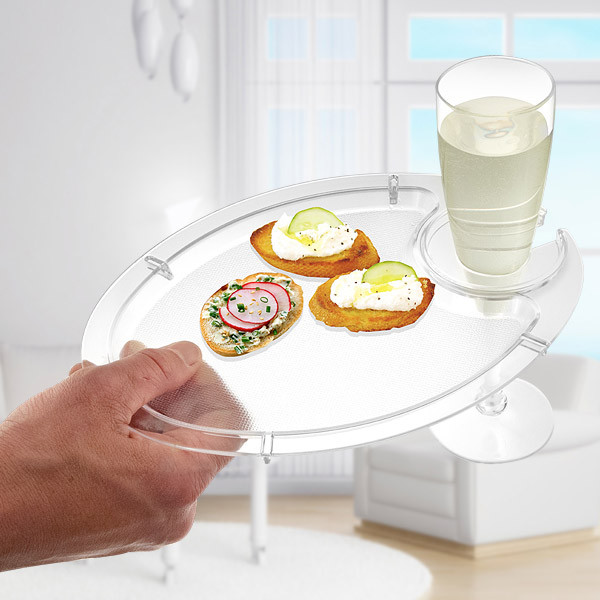 Oval Buffet Plate