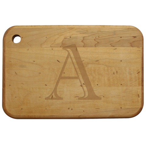 Personalized Artisan Wood Board