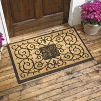 Personalized Coir Monogrammed Doormat