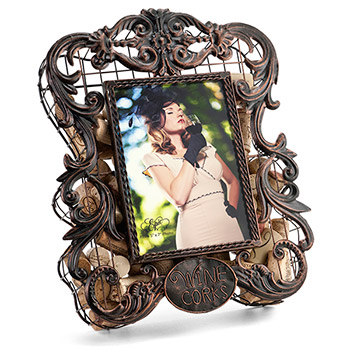Photo Frame Wine Cork Cage