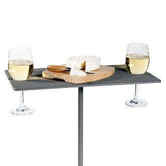 Picnic Wine Table with Stake