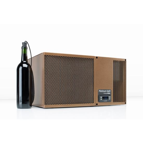 WhisperKool Platinum Mini Split Wine Cellar Cooling System