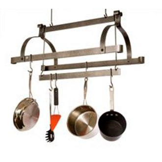Three-Bar Pot Rack
