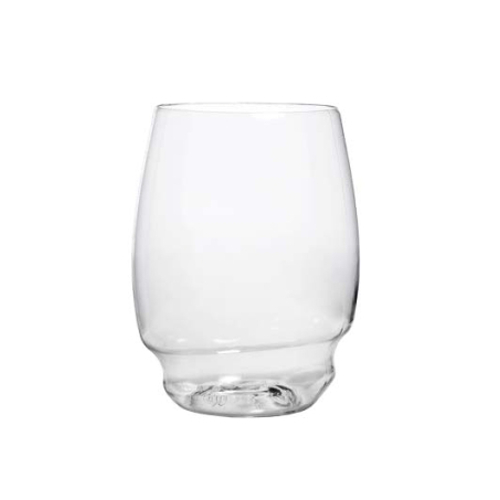 Prestoflex Stemless White Wine Glass