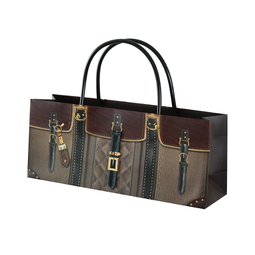 Purse Tote - Brown