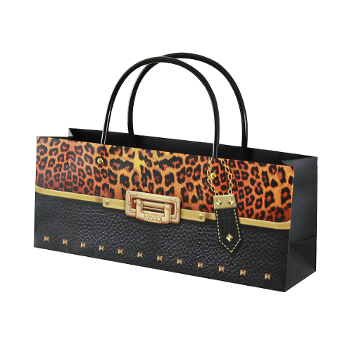 Purse Tote - Cheetah