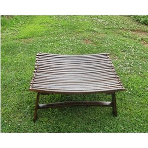 Quad Stave Cuddle Bench