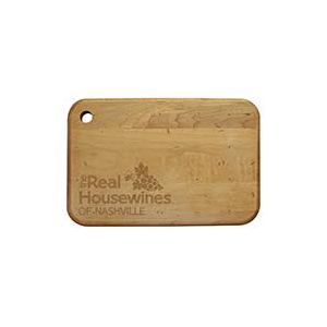 Real Housewines Personalized Artisan Wood Board