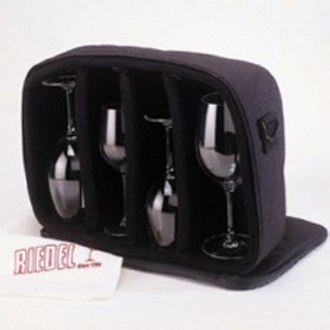 Riedel Bring Your Own Wine Glasses Carry Bag