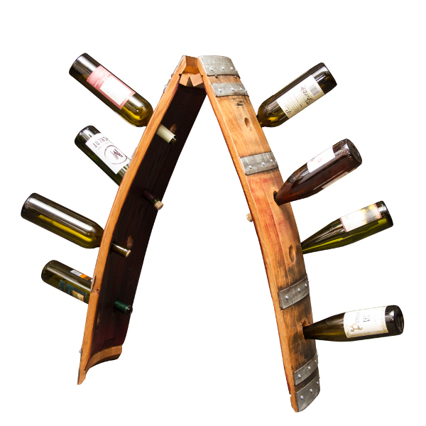 Wine Barrel Riddling Rack