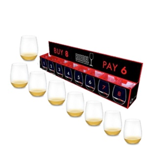 Riedel O Series Viognier/Chardonnay Wine Glasses