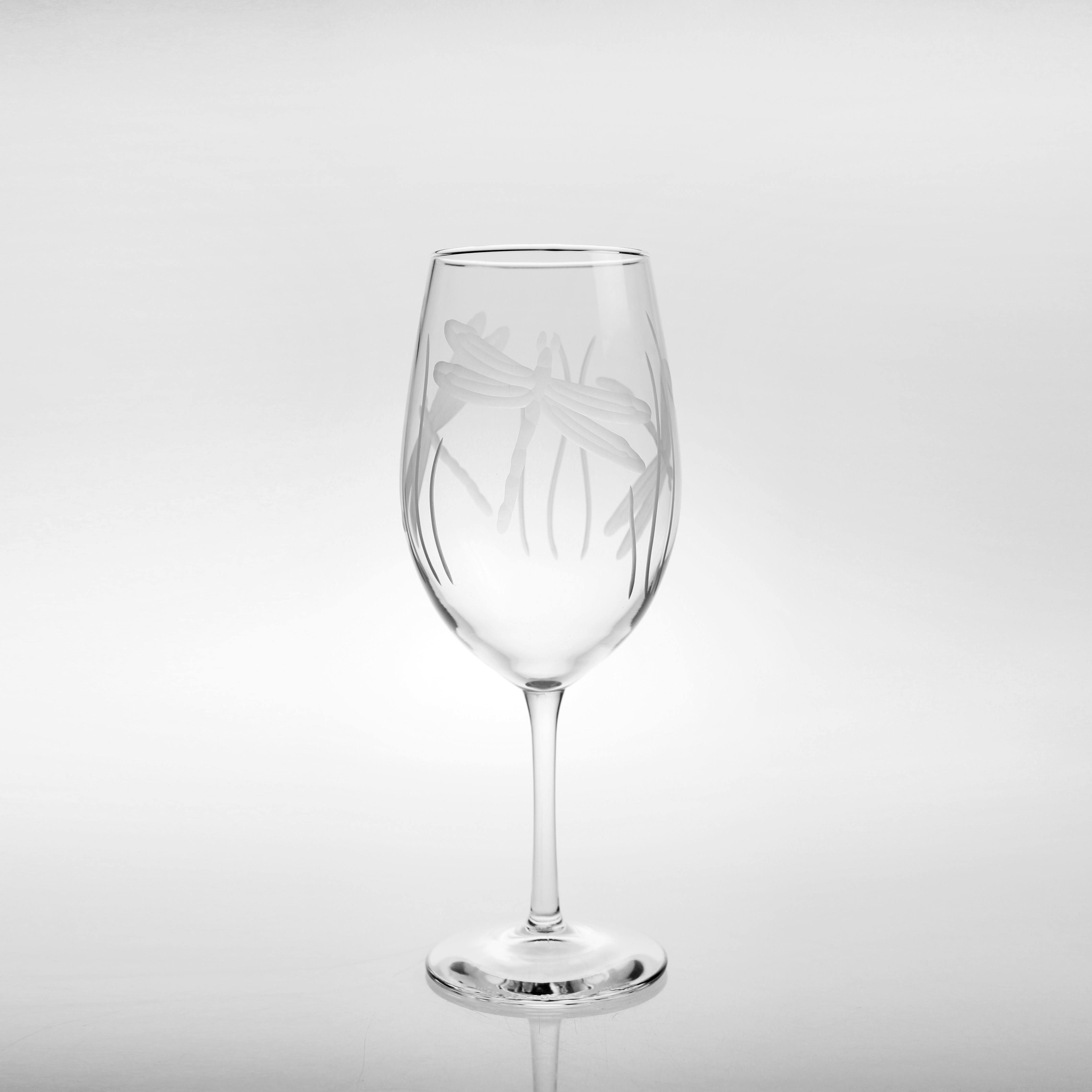 Dragonfly AP Large Wine Glasses (set of 4)
