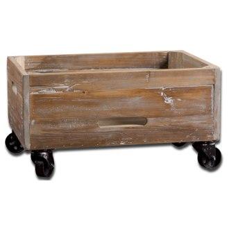 Uttermost Stratford Rolling Box