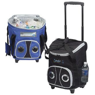 Rolling Speaker Cooler