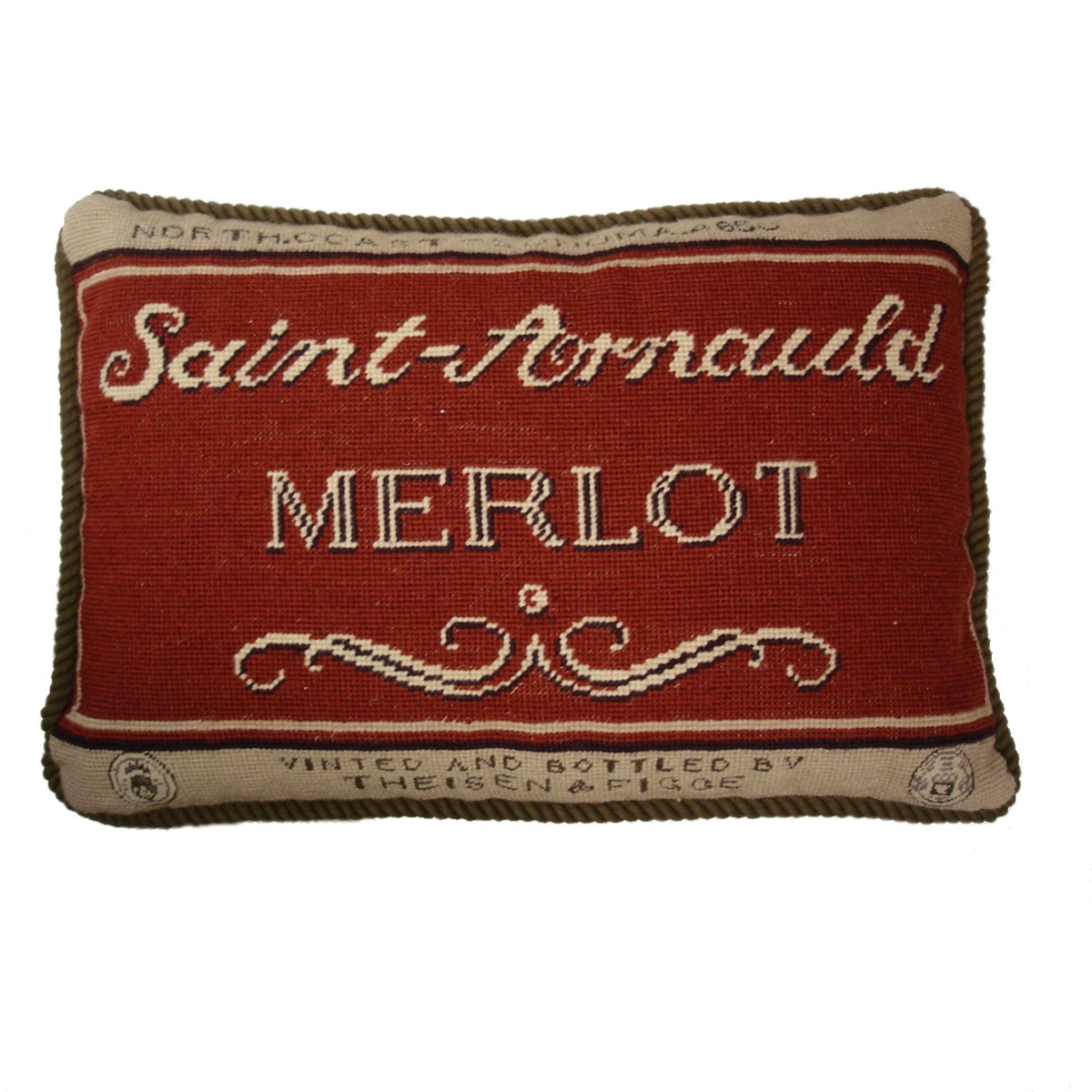"""Saint-Arnauld"" Pillow"