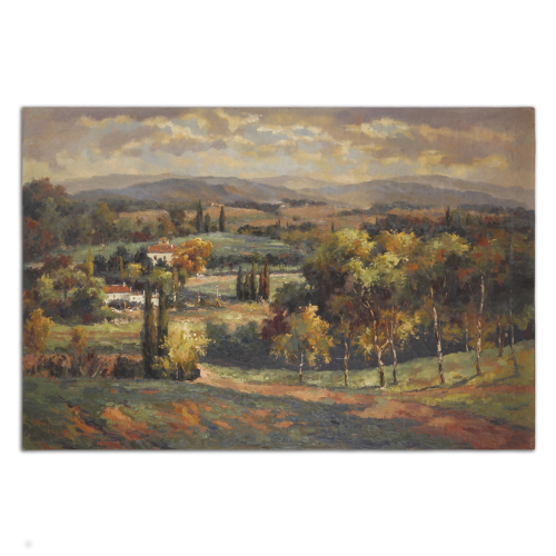 Scenic Vista Wall Art