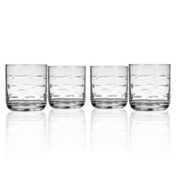 School of Fish Room Tumblers (set of 4)