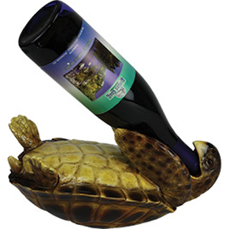 Sea Turtle Wine Bottle Holder