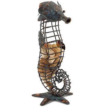 Seahorse Cork Cage Cork Holder