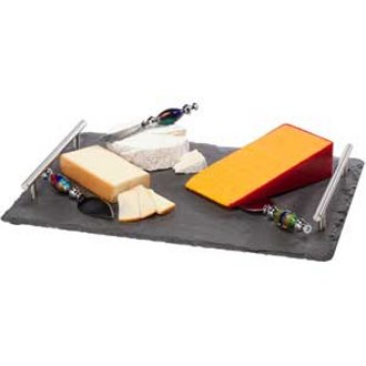 Slate Handled Cheese Board