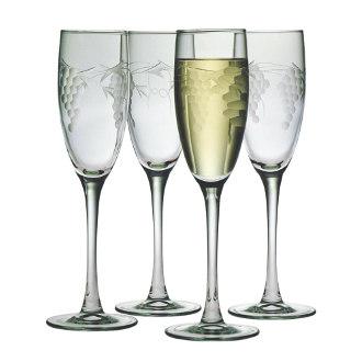 Sonoma Flute Champagne Glass Set