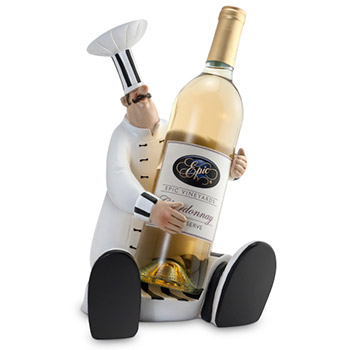 Sous Chef Wine Bottle Holder