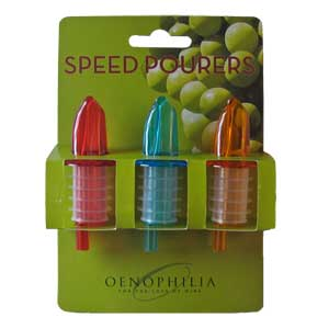 Speed Pourers (set of 3)