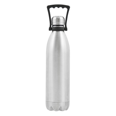 Oenophilia Vino Sport Canteen, Stainless Steel