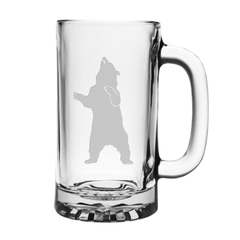 Standing Bear Beer Mugs (set of 4)