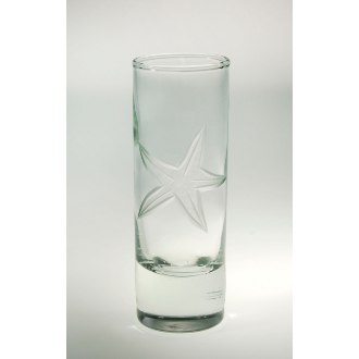 Starfish Cordial Glasses (set of 4)