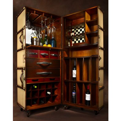Authentic Models Stateroom Bar