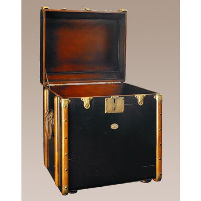Stateroom Trunk End Table