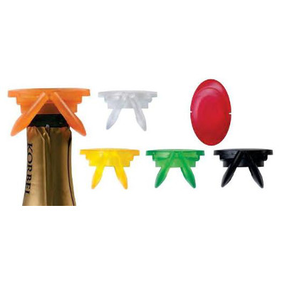 Easy-Seal Silicone Champagne Stopper