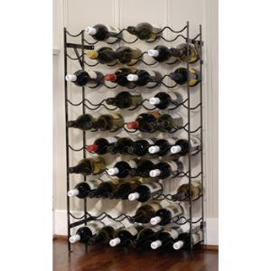 Oenophilia Alexander 60 Bottle Cellar Wine Rack