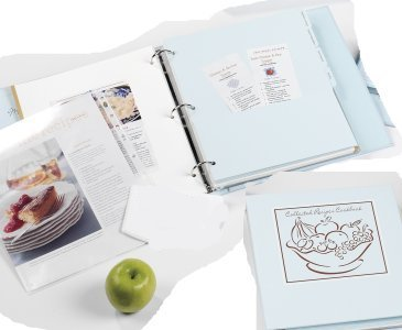 Modern Kitchen Collected Recipes Cookbook