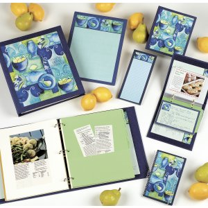 Mediterranean Cookbook Gift Set