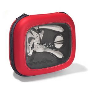 The Zippity Corkscrew and Rabbit Metrokane Wine Tool Kit