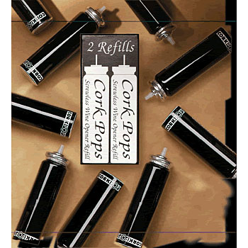 Cork Pops Refills (set of 2)