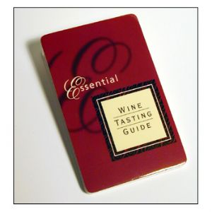 Pocket Sized Essential Wine Tasting Guides (set of 12)